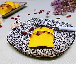 #憋在家里吃什么#蔓越莓马拉糕(泡打粉版)的做法