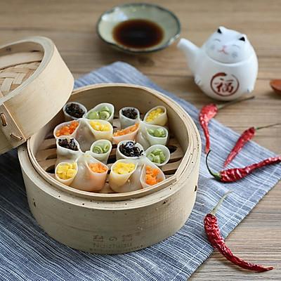 【四喜饺子】你见过最不一样的饺子!