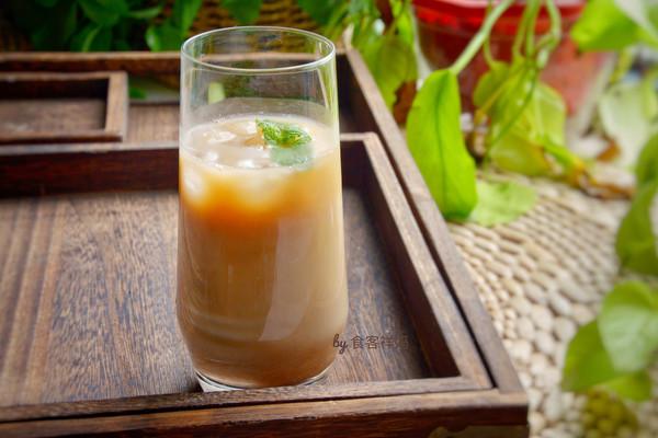#秋天怎么吃# 秋天太容易犯困,来杯冰咖啡,解决一切问题!的做法