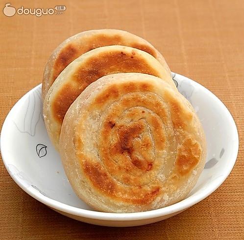 腐乳葱香饼的做法