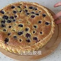 蓝莓塔 杏仁奶油馅(视频菜谱)的做法图解12