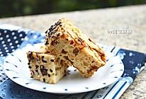 红枣燕麦糕#美的微波炉菜谱#的做法