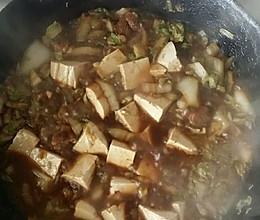炖白菜五花肉的做法
