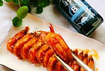 茄汁红烧大虾的做法