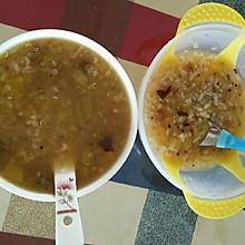 藜麦红枣南瓜粥