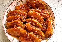 韩式炸鸡(甜辣)的做法