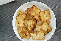 香脆锅巴(简易小零嘴)的做法