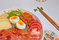 #饕餮美味视觉盛宴#丰富餐桌味 减脂荞麦冷面的做法