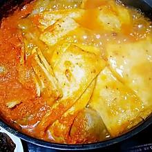 蕾蕾の番茄韩国泡菜火锅