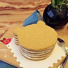 #我们约饭吧#小熊木糠蛋糕