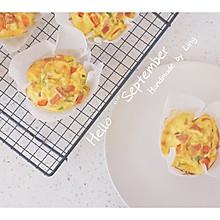 美味早餐鸡蛋杯#约会MOF#