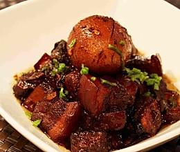 红烧肉酱烩蛋的做法