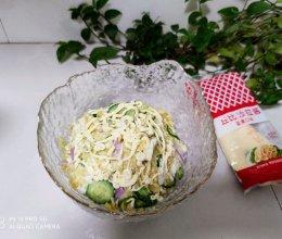 减脂土豆泥沙拉的做法