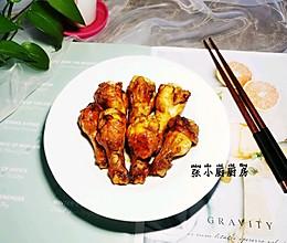 #人人能开小吃店#煎锅版~奥尔良鸡翅根的做法