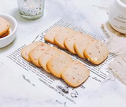 玫瑰黄油饼干的做法