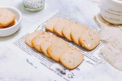 玫瑰黄油饼干