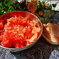 #合理膳食 营养健康进家庭#柚子鸡胸肉汤的做法图解1