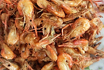 盐酥河虾的做法
