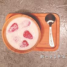 草莓酸奶燕窝