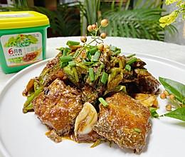 酱香带鱼的做法
