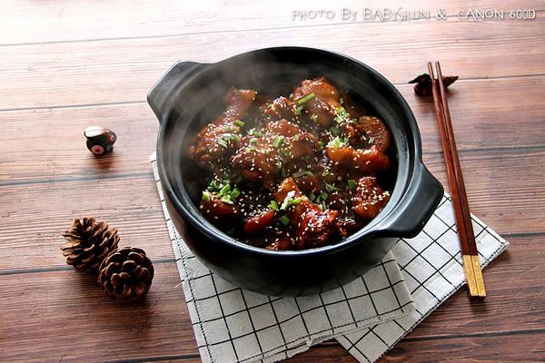 顺家私房菜——辣烧土豆翅根的做法