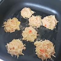 海鲜大咖小海鲜饼的做法图解3