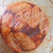 腌制奥尔良鸡翅