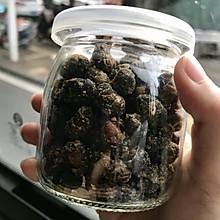 养生小零食—糖霜黑豆