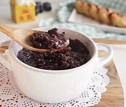 红枣山药板栗黑米粥|滋补的做法