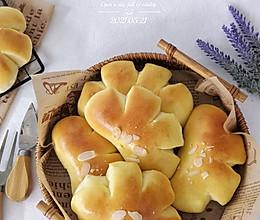 一次发酵熊掌卡仕达面包   孩子们的最爱的做法