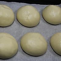 豆沙手撕面包的做法图解4