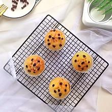 """蓝莓酸奶麦芬杯#在""""家""""打造ins风美食#"""