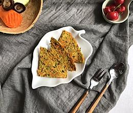 通便神器—杂蔬煎饼的做法