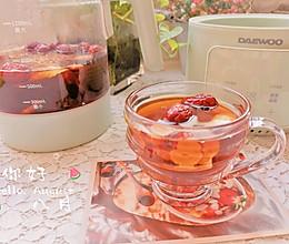红枣姜枣茶/暖暖的