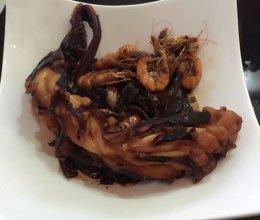 麻辣大章鱼足的做法