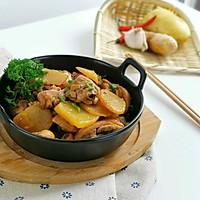 可以吃掉一锅米饭的土豆鸡的做法图解6