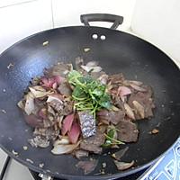 菁选酱油试用之——孜然洋葱炒牛肉的做法图解11
