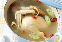 参鸡汤的做法