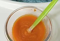 胡萝卜苹果泥~6个月辅食的做法