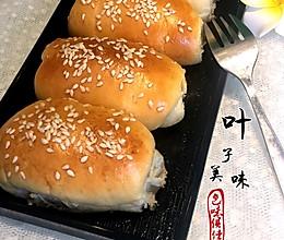 无油酸奶面包的做法
