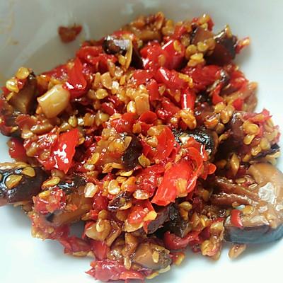 香菇辣椒酱