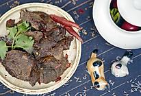 小羽私厨之五香牛肉干的做法