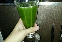 青瓜汁(黄瓜汁)饮品的做法