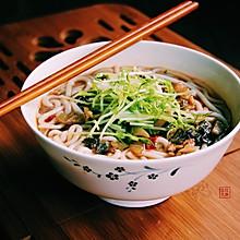 酸菜米粉#秋天怎么吃#