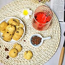 """#""""莓""""好春光日志#无比酥松蔓越莓玛格丽特饼干"""