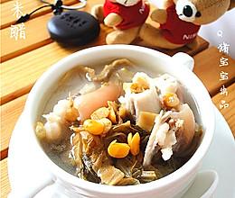 暖身杀菌防感冒【猪脚米醋】—冬季暖身的做法