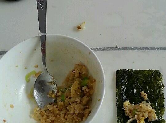 海苔饭的做法
