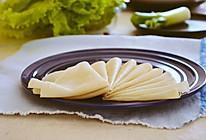 45期 超简单!饺子皮变成比烤鸭饼还薄的饼的做法