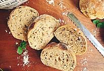 终极懒人面包 0失败的谷物包
