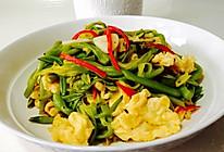 新鲜黄花菜炒鸡蛋的做法